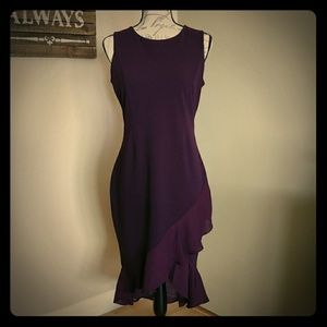 Ivanka Trump Ruffle Dress